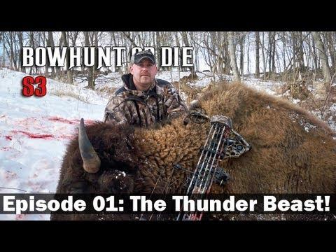 BowHunt or Die – Season 3 Episode 01: The Thunder Beast