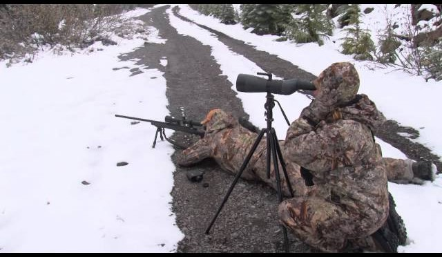 Long Range hunting – 1,258 Yard Coyote – Extreme Outer Limits TV