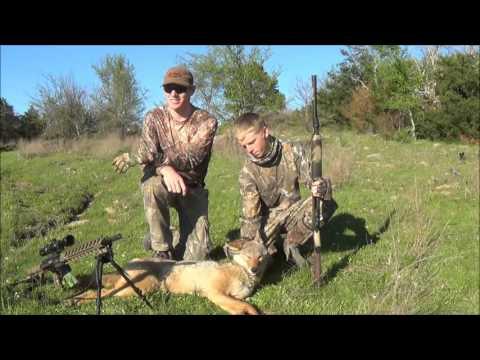 Okie Predator Hunting: Coyote Overkill
