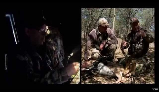 Antelope Bow Hunting in Africa