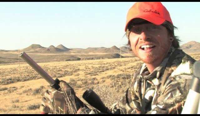 AR-15  Antelope Hunt