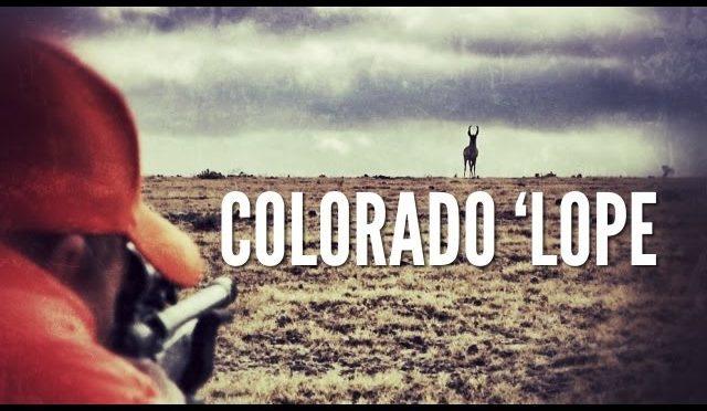 Colorado Antelope Hunt | Pronghorn Antelope