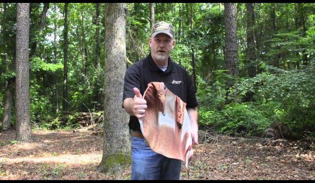 Folding Montana Decoy's Antelope Buck