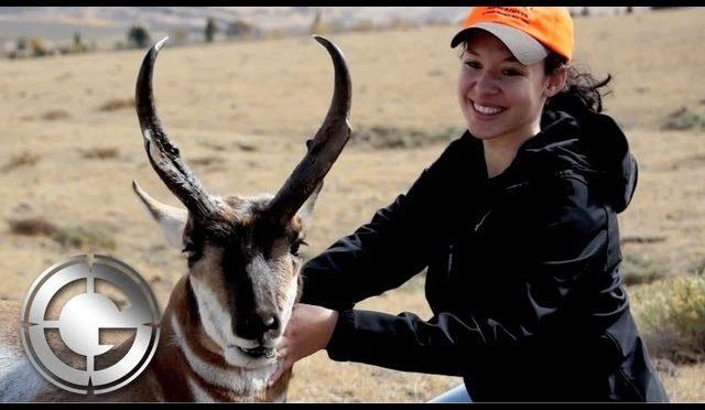 Savanna Antelope Hunt at 680 Yards
