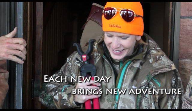 Wyoming Women's Antelope Hunt 2013 Highlights