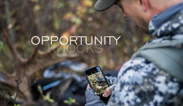 """Opportunity Knocks"" Moose Hunting Film Teaser"