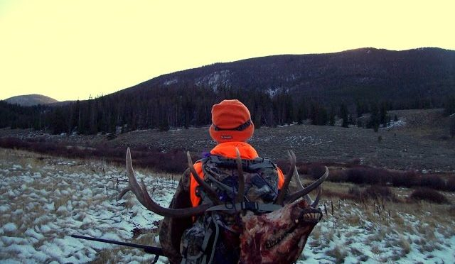 The Physical Grind Of Rocky Mountain Elk Hunting