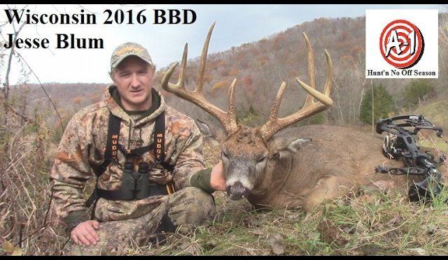 wi p\u0026y buck arrowed in vernon county wisconsin bow hunt duringwi p\u0026y buck arrowed in vernon county wisconsin bow hunt during archery season