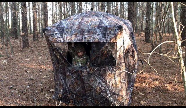 first hunting trip