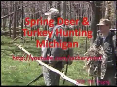 Fred Trost goes Spring Turkey Hunting and gets Distracted