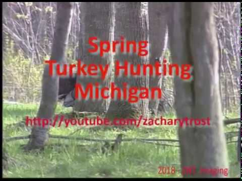 Fred Trost goes Spring Turkey Hunting