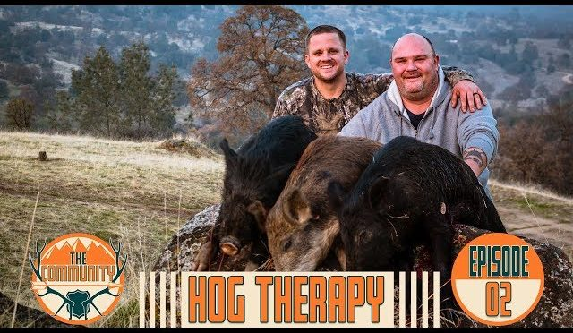 Hog Therapy: A California Hog Hunting Story