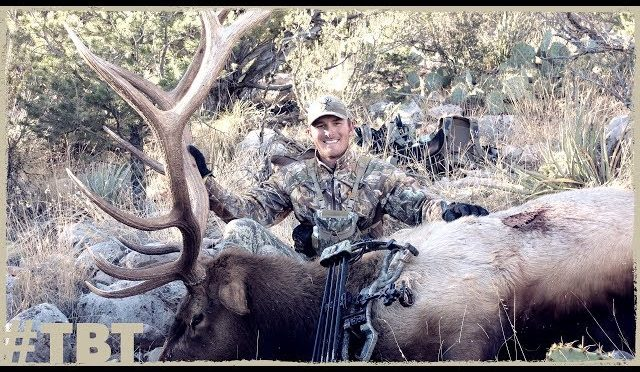 Arizona Archery Elk-  #ThrowbackThursday