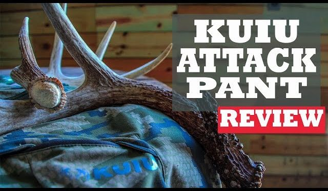 KUIU Attack Pant Review: Hunting Gear Review