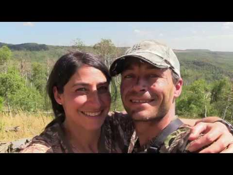 TAGGED OUT Colorado Husband & Wife Elk Bow Hunt 2018 Public Land DIY