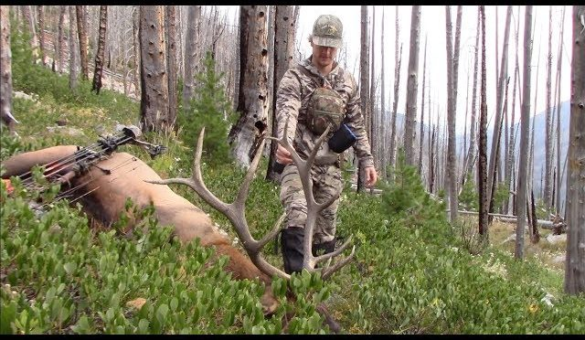 2018 Montana Elk Hunt – First Day