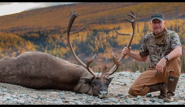 2018 Swamp Runner Alaska Caribou Hunt