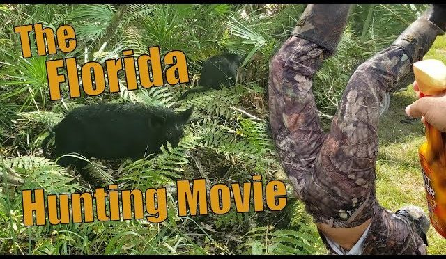 Hunting Florida Public Land Movie | Pulled pork {Catch Clean and Cook}