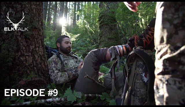 I Stuck a Broadhead in My Leg! Elk Talk Podcast (Episode #9)