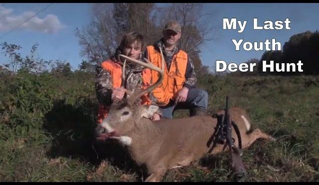 My Last Youth Deer Hunt | November 10, 2018