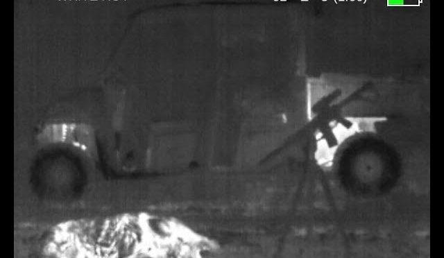 Thermal Hog Hunt – Flir PTS233