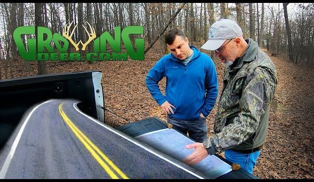 Better Deer Hunting For A New Property: A Hunting and Habitat Management Plan (#479) @GrowingDeer.tv