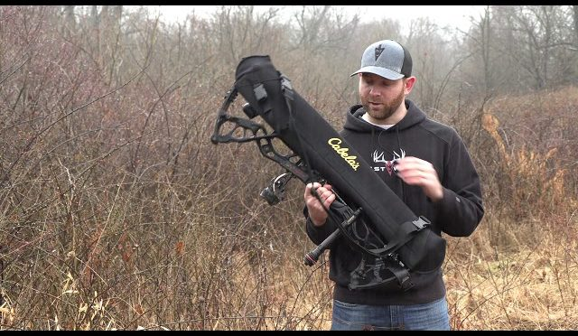 Cabela's Bow Carrier Sling | Deer Nation