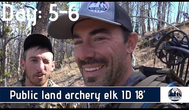 Public Land Elk Hunting – Idaho 18′ (Part 4)