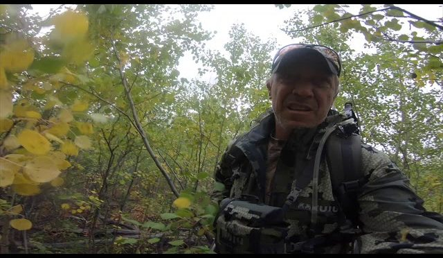 Moose and Caribou Hunting in Northern BC Canada