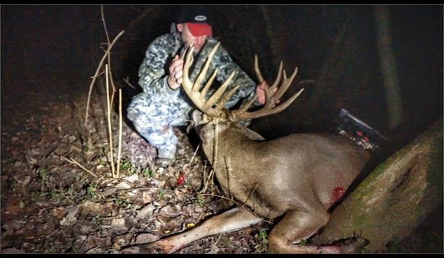 """What Are Friends For!? The Hunt For Kong, A 193 6/8"""" Ohio Beast! 