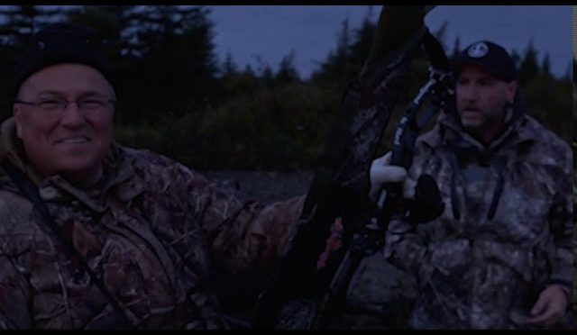 Woodland Caribou Hunt w/ Steve Ecklund at  Deep Country Lodge, Newfoundland