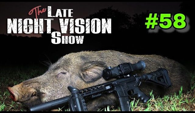 Ep. #58 | Should You Need A License To Hunt Hogs?? Pulsar Thermion/Trail Thermal News