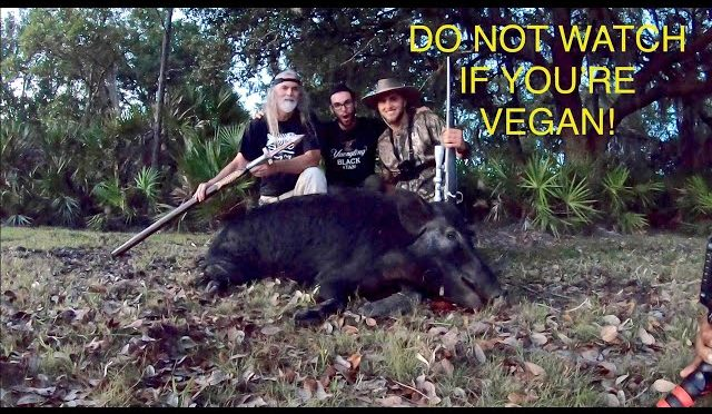 Hog Hunting with Manny Puig!! Part 2