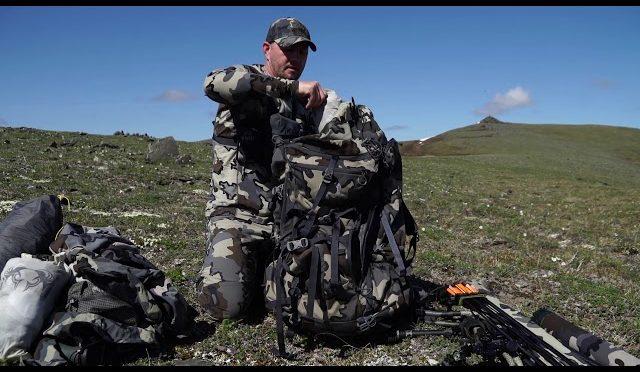KUIU – Brendan Burns' Alaska Grizzly Hunting Pack Dump