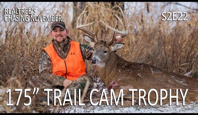 175″ Trail Camera Trophy, Public Land Musket Quest | Chasing November S2E22