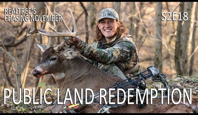 Public Land Redemption, Hunting Buck Beds | Chasing November S2E18