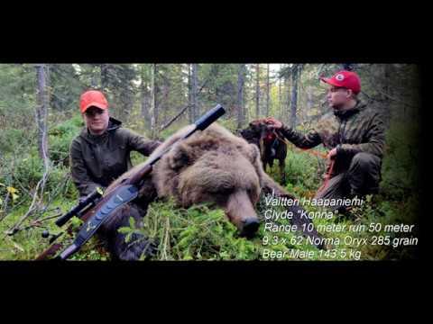 WTPHC  Bear hunting – 14.9.2019  Ranua