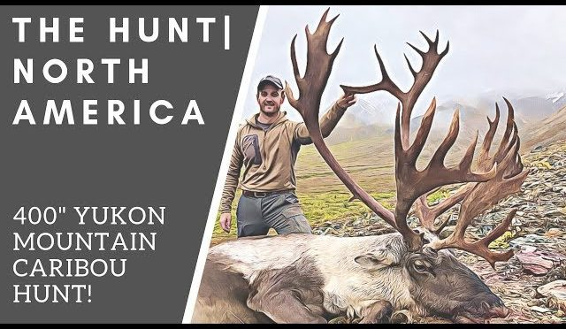 400″ Caribou Hunt In The Yukon! | THE HUNT