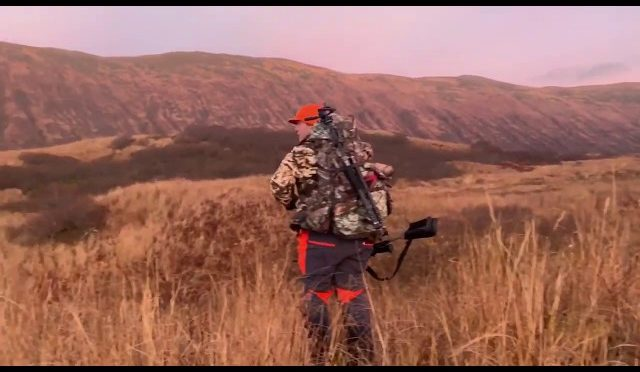 Brown Bear Hunting Kodiak, Alaska   First Day of The Fall Season