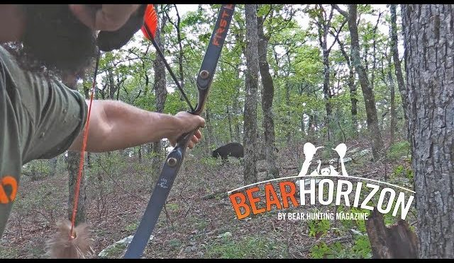Sheep Hunt of the South   BEAR OFF THE GROUND w/ TRADITIONAL BOW   Bear Horizon Episode 4