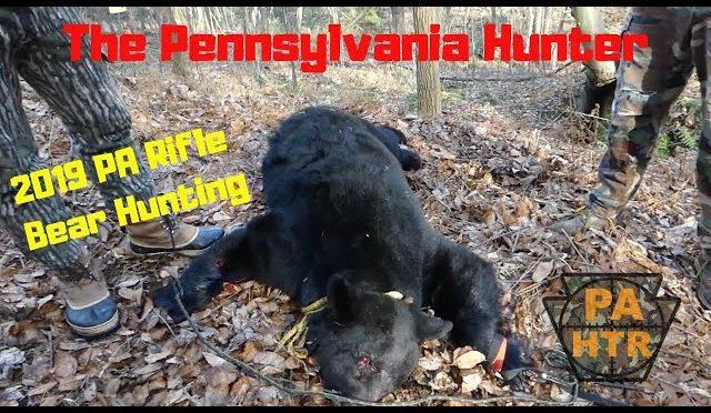 2019 PA Rifle Bear Hunting