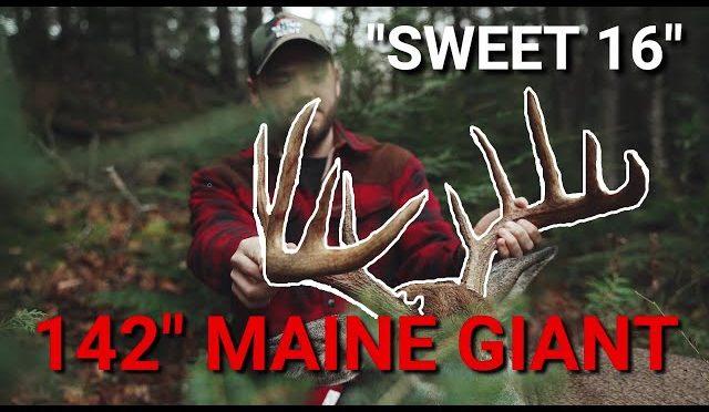 SWEET 16   Maine Deer Hunting   Ep. 9