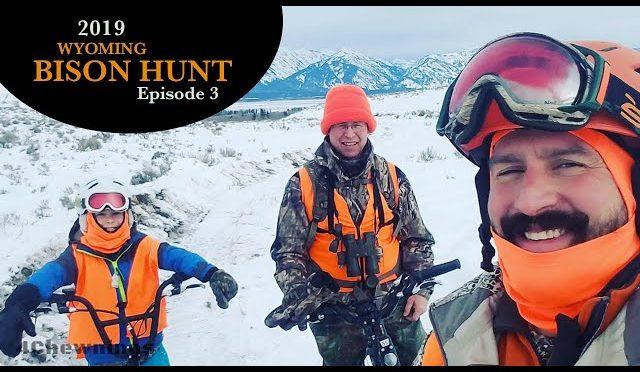 2019 Bison Hunt Wyoming | Episode 3 | Including Thousands of Elk in the Way