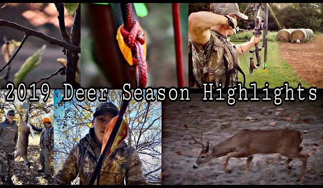 2019 Deer Season Highlights Deer Hunting 2019