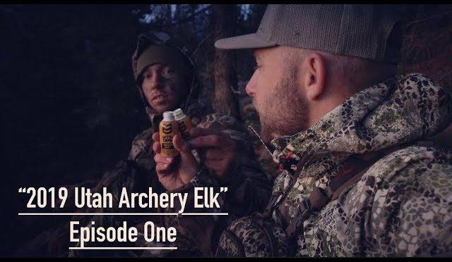"""2019 Ep. One """"UTAH ARCHERY ELK"""""""