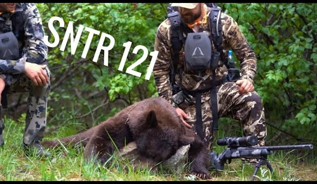 Bear Hunting with Rokman Part 2 – Stuck N the Rut 121