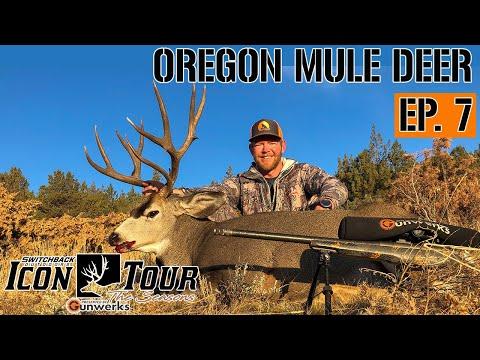 """Icon Tour """"The Seasons"""" – Oregon Mule Deer Hunt – Presented by Gunwerks"""