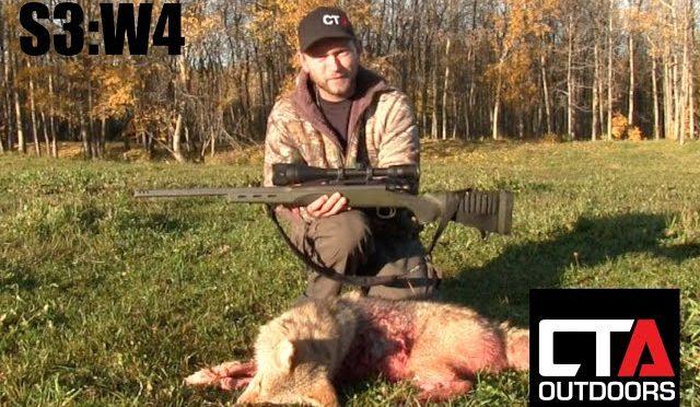 Past Hunt CTA S3:W4 –Fall Coyote Hunt–