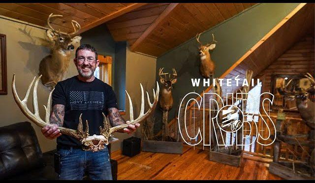 Whitetail Cribs: 190″ Ohio Buck and Original Realtree Jacket