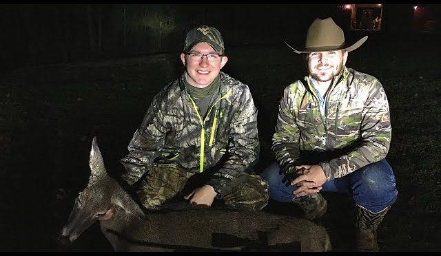 WV DEER Hunting 2019 with .300